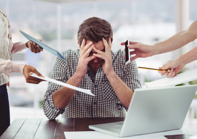 Como Identificar Sinais de Estresse